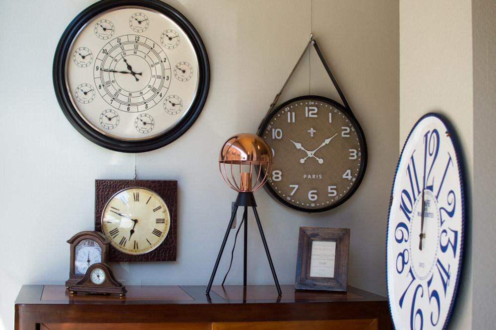 Casa del mueble decoración Verín Relojes de pared