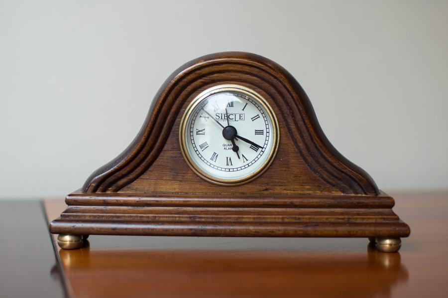 Reloj Verín Casa del mueble